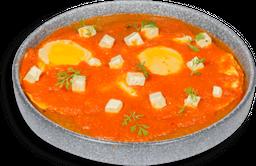 Huevos Rancheros Verdes/Rojos