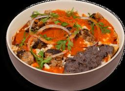 Chilaquiles Salsa Roja