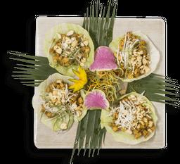 Tacos de Lechuga Shinsen