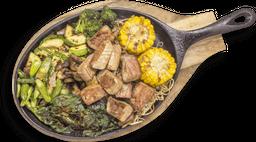 Teppanyaki de Atún Akami