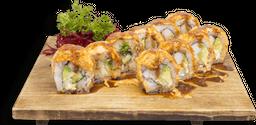 Sushi Alaska Roll