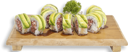 Sushi Roll Hulk
