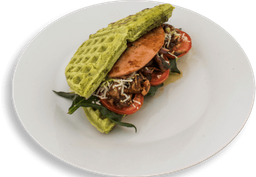 Waffle Sandwich Chewbacca