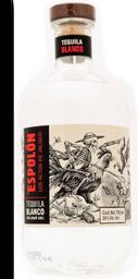 Tequila El Espolón Blanco 750 mL