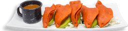 Tacos Rojos Doraros