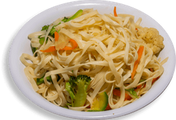 Chau Mein Vegetariano