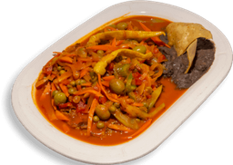 Filete a la Veracruzana