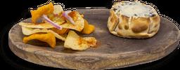 Empanada de Espinacas y Mozarrella