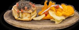Empanada Caprese
