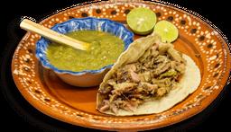 """Taco Pancita """" Don Chano"""""""