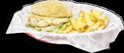 Chicken Grill Burger