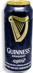 Cerveza Guinness Draught 440 ml