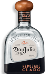 Tequila Don Julio Reposado Claro 750 mL