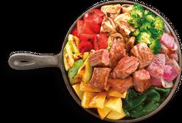 Teppanyaki de Arrachera
