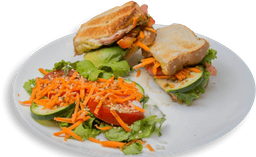Sándwich Gourmet de la Casa