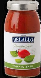 Delallo-Salsa De Tomate Con Albahaca 680g