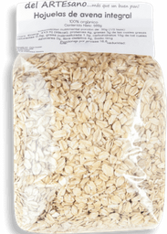 Avena Integal 500 g Pan Del Artesano
