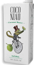 bebida Coco Niau Agua de Coco Tetrapack 1 L