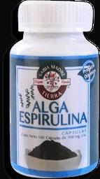 Alga Spirulina-100 Caps