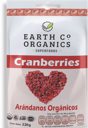 Arandano Earth Co Organico 226g