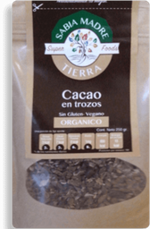 Cacao Nibs-500 g Sabia Madre