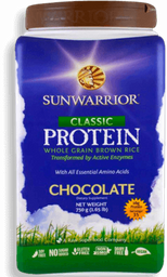Proteina Classic Chocolate 750g Sun Warrior