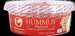 Hummus Natural Origenes 200 g