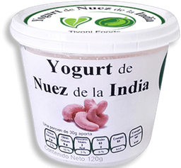 Yogurt De Nuez De La India Tivoni 170g