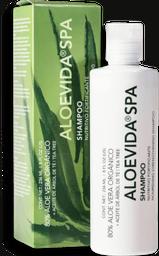 Shampoo Nutritivo Fortificante 87% Aloe Vera Orgánico Tea Tree
