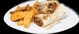 Burrito de 3 Carnes