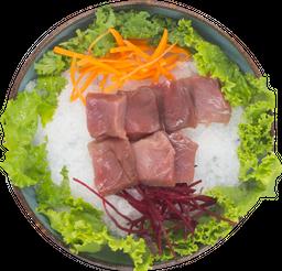 Sashimi Mixto de Atún