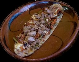 Huarache Campechano