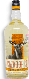 Tequila Cazadores Reposado 750 mL