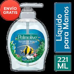 Jabón Para Manos Palmolive Aquarium Series 221 mL