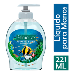 Jabón Para Manos Palmolive Aquarium Series 221 mL