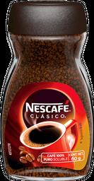 Café Soluble Nescafé 60 g