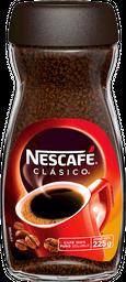 Café Soluble Nescafé 225 g