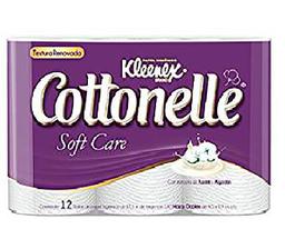 Papel Higiénico Kleenex Cottonelle Unique 12 U