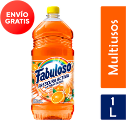 Limpiador Fabuloso Naranja 1 L