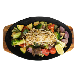 Teppanyaki de Verduras Mixtas