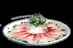 Sashimi de Hamachi Cola Amarilla Corte Fino