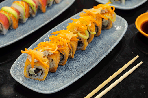 Sushi Baiko Roll 8 Piezas