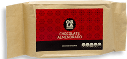 Chocolate de mesa almentrado 370gr