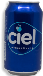 Agua Mineral Ciel Blue
