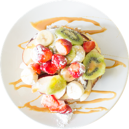 Hot Cakes Tropicales