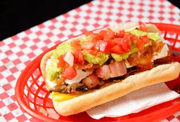 Hot Dog Piñadelphia
