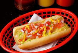 Hot Dog 3 Quesos