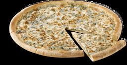 Pizza Spinach Alfredo Grande