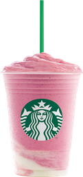 Yogurt Berry Frappuccino