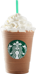 Chocolate Cream Frappuccino